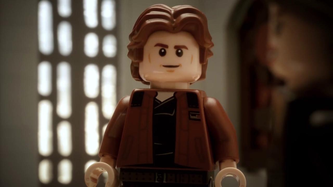 Solo: A Star Wars Story (Lego Trailer)
