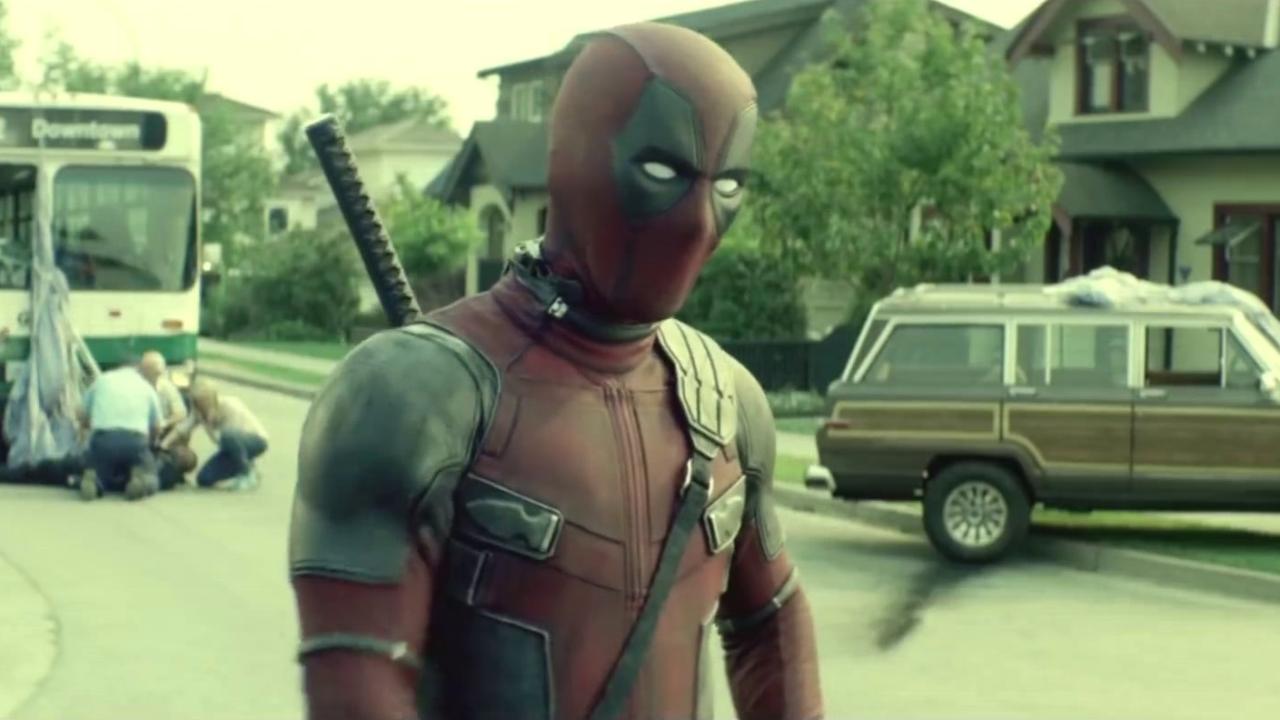Deadpool 2: Thanks You (Spot)
