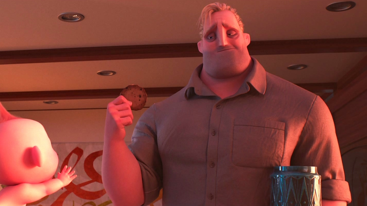 Incredibles 2: Cookie