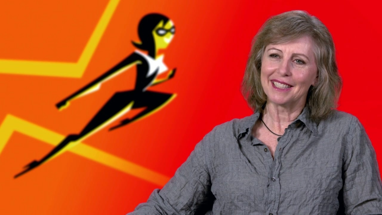 Incredibles 2: Nicole Paradis Grindle On The Parr Family