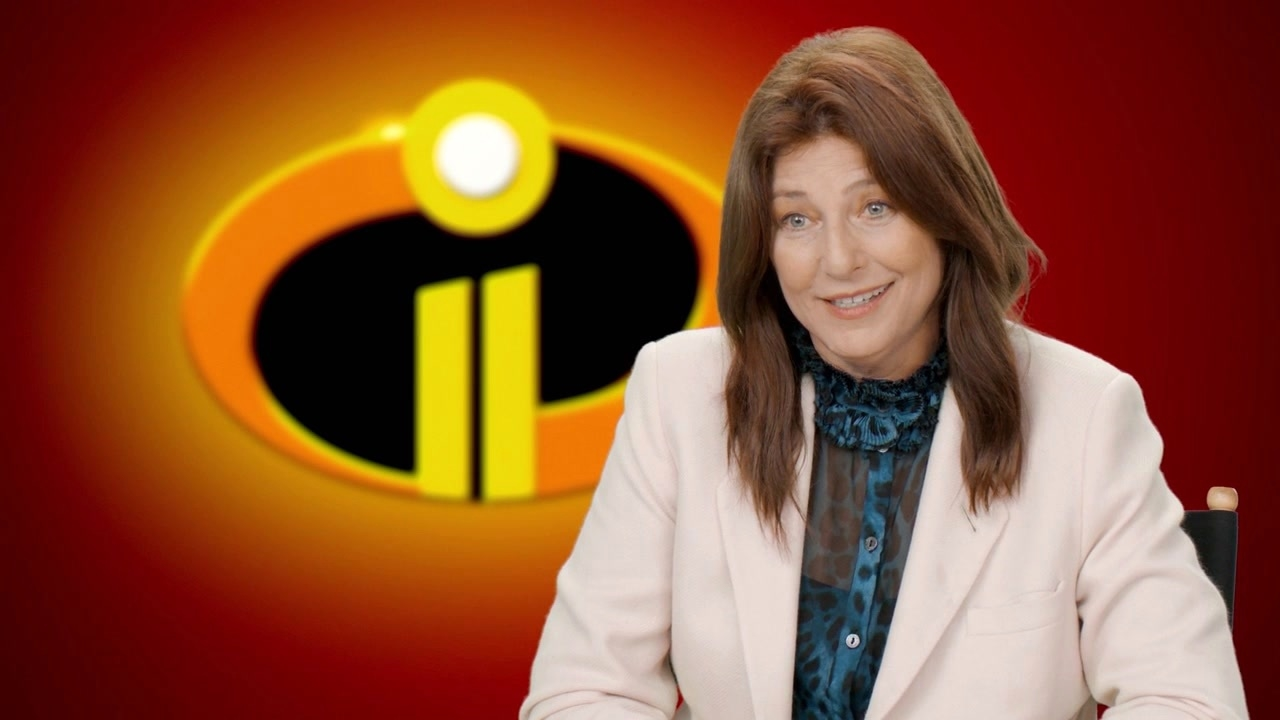 Incredibles 2: Catherine Keener On Her Character