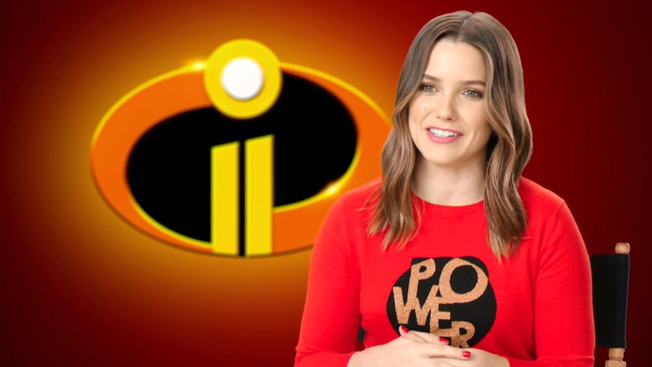 Incredibles 2: Sophia Bush On Her Character