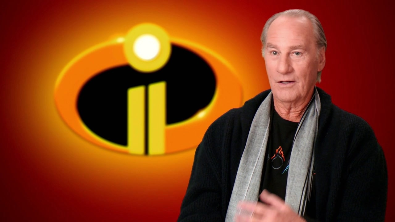 Incredibles 2: Craig T. Nelson On His Character