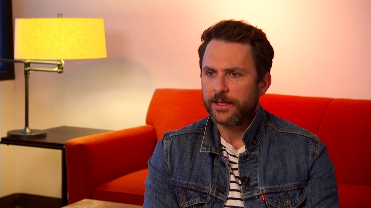 Hotel Artemis: Charlie Day On His Character