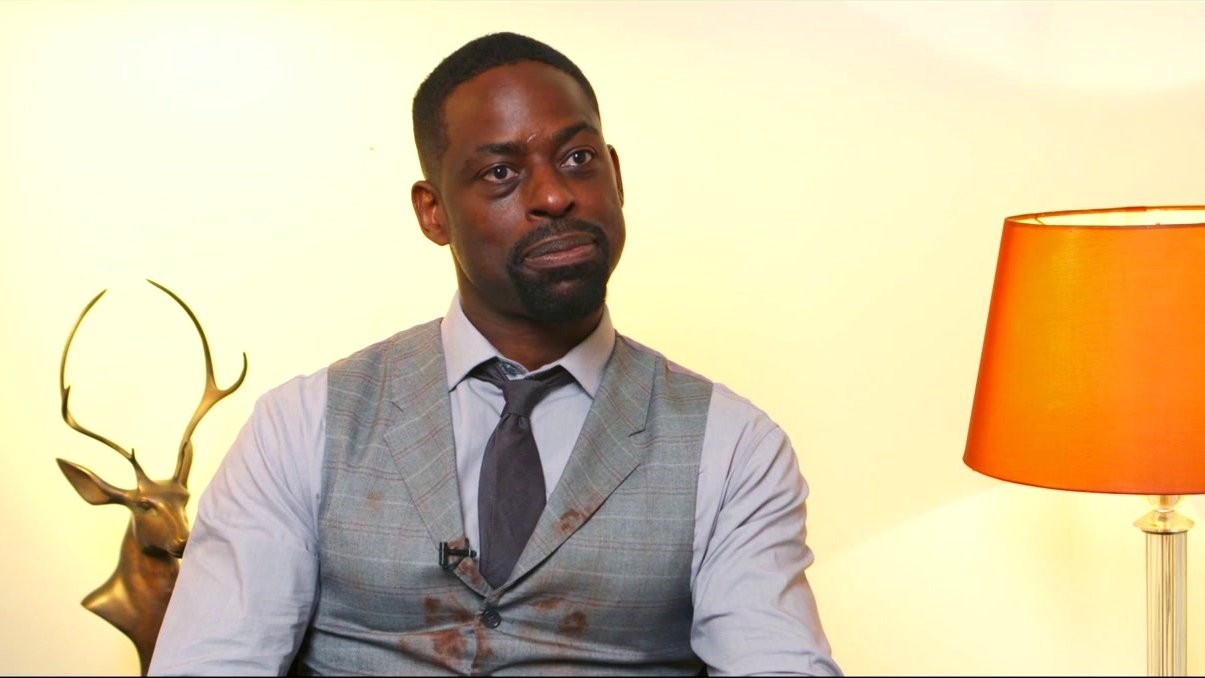 Hotel Artemis: Sterling K. Brown On How The Story Starts