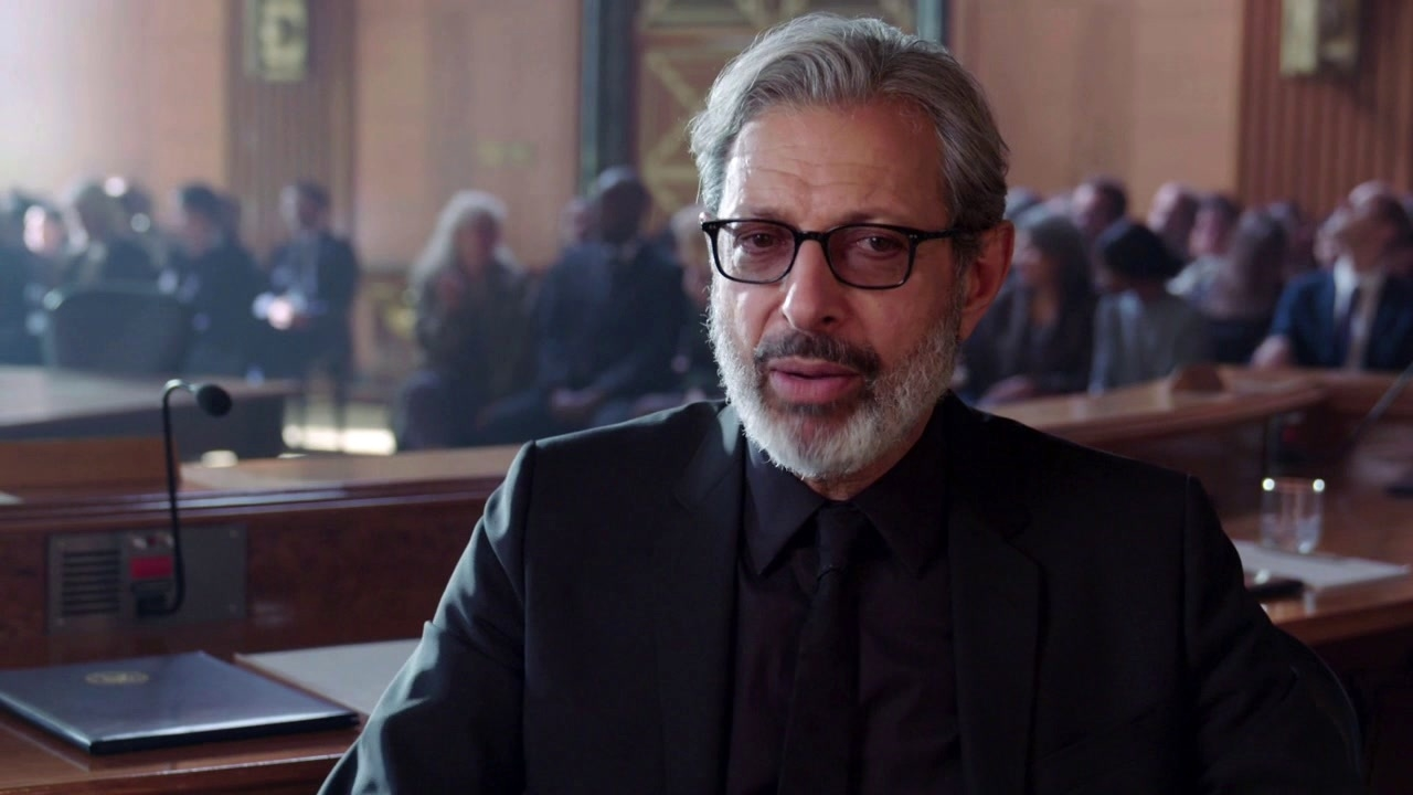Jurassic World: Fallen Kingdom: Jeff Goldblum On The Setup Of The Film
