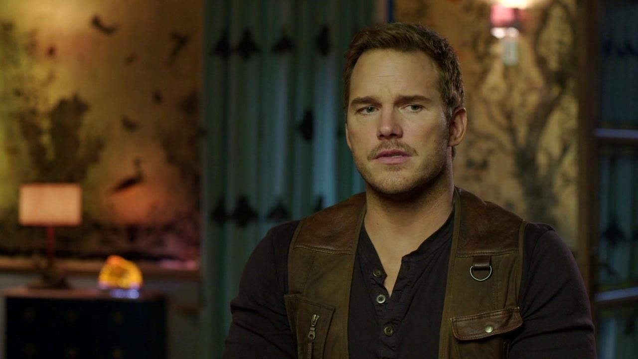 Jurassic World: Fallen Kingdom: Chris Pratt On How Jurassic Movies Are About Relationships