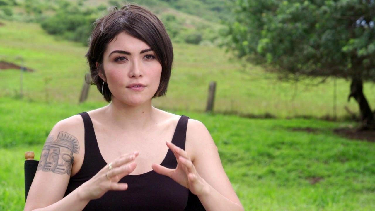 Jurassic World: Fallen Kingdom: Daniella Pineda On What Franklin And Zia Are Doing On Isla Nublar