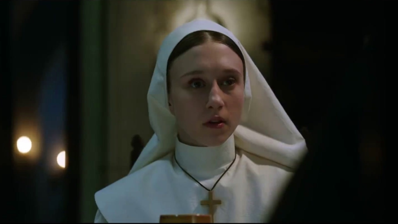 The Nun (International Teaser Trailer)