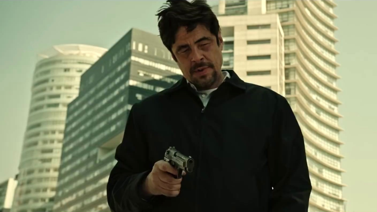 Sicario: Day Of The Soldado: The Pawn (Vignette)
