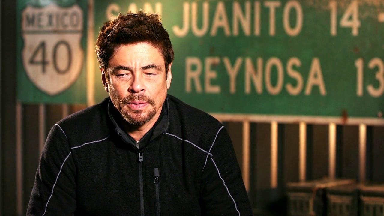 Sicario: Day Of The Soldado: Benicio Del Toro On 'Alejandro' Having To Reenact His Past