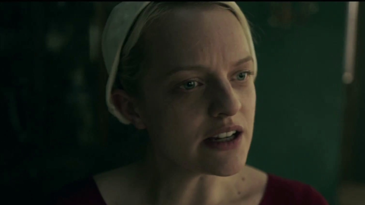 The Handmaid's Tale: Smart Power