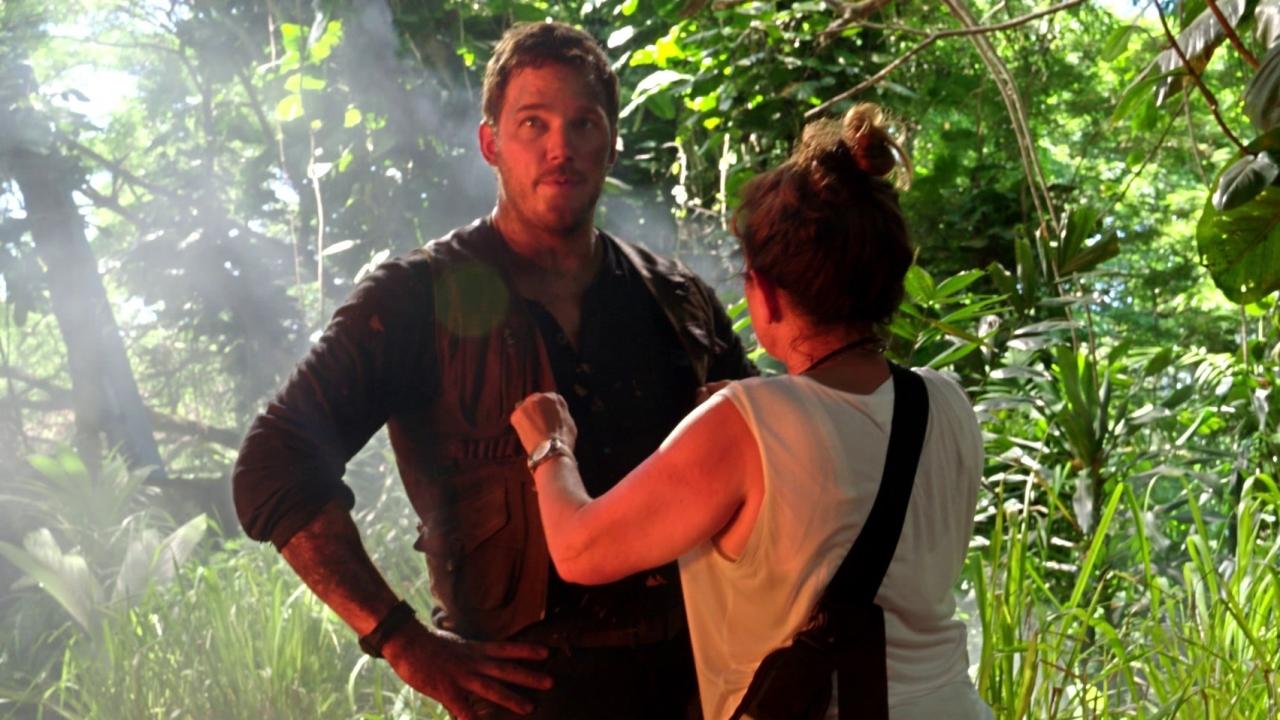 Jurassic World: Fallen Kingdom: Jurassic Journals: Mary Mastro