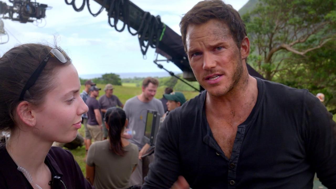 Jurassic World: Fallen Kingdom: Jurassic Journals: Kelly Krieg