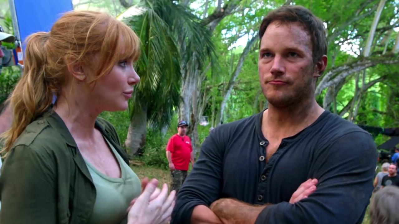 Jurassic World: Fallen Kingdom: Jurassic Journals: Bryce Dallas Howard