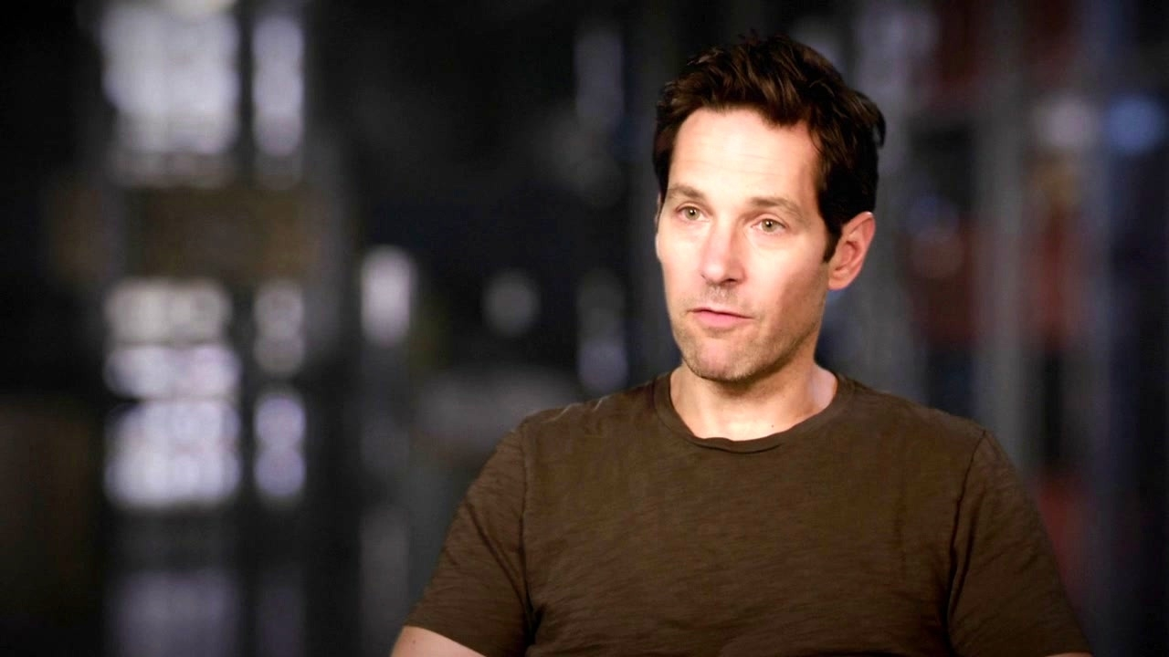 Ant-Man And The Wasp: Paul Rudd On How The Events Of Civil War Play Into The Film