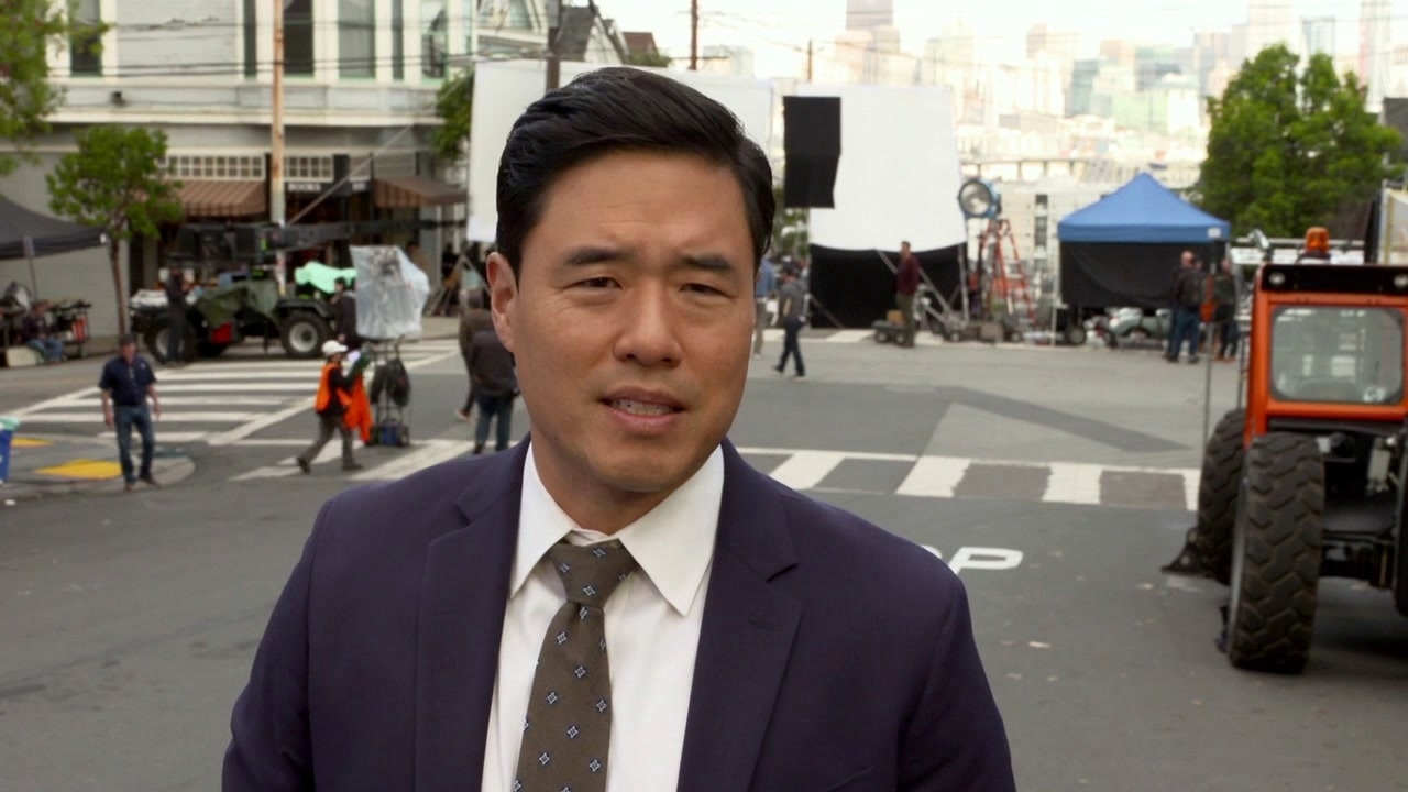 Ant-Man And The Wasp: Randall Park On Co-Star Paul Rudd