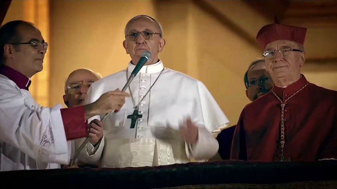 Pope Francis-A Man Of His Word (International Trailer 1)