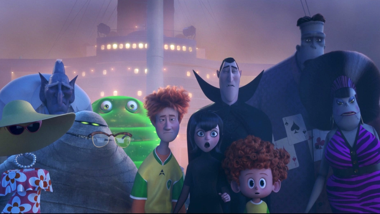 Hotel Transylvania 3: Summer Vacation: Welcome To Atlantis
