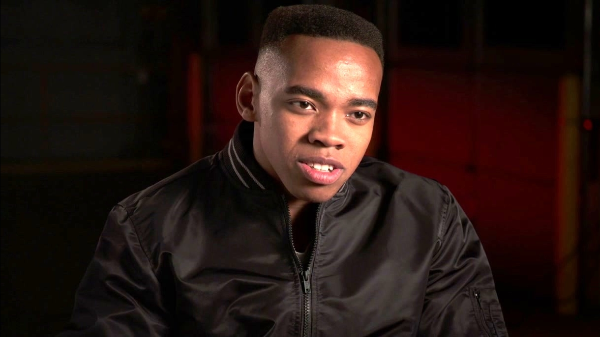 The First Purge: Joivan Wade On His Character Isaiah