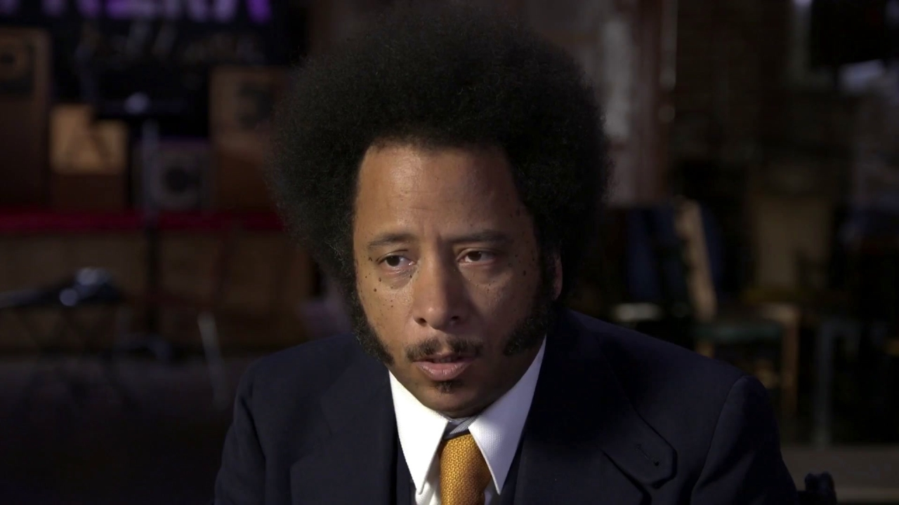 Sorry To Bother You: Meet Boots Riley (Featurette)