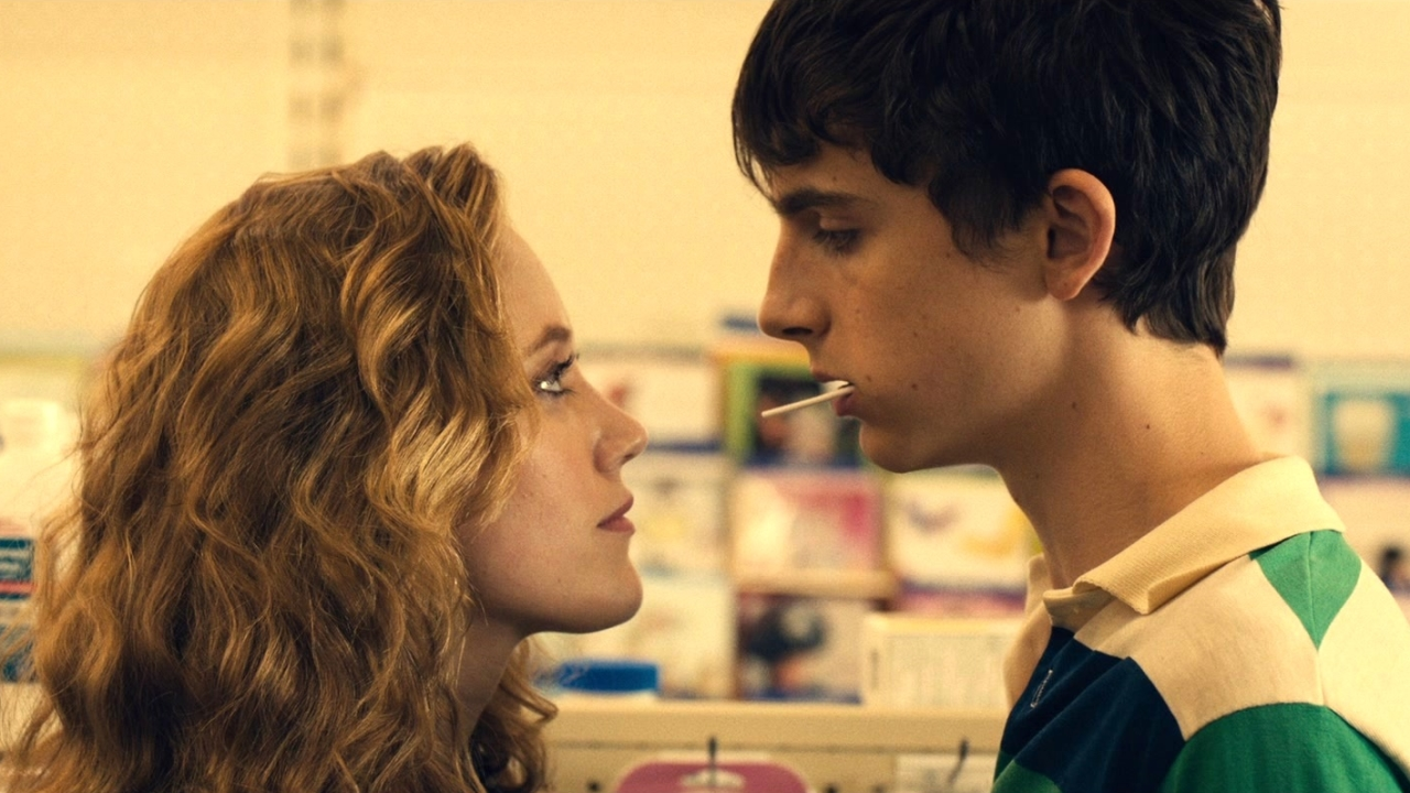 Hot Summer Nights: Daniel And McKayla In The Pharmacy
