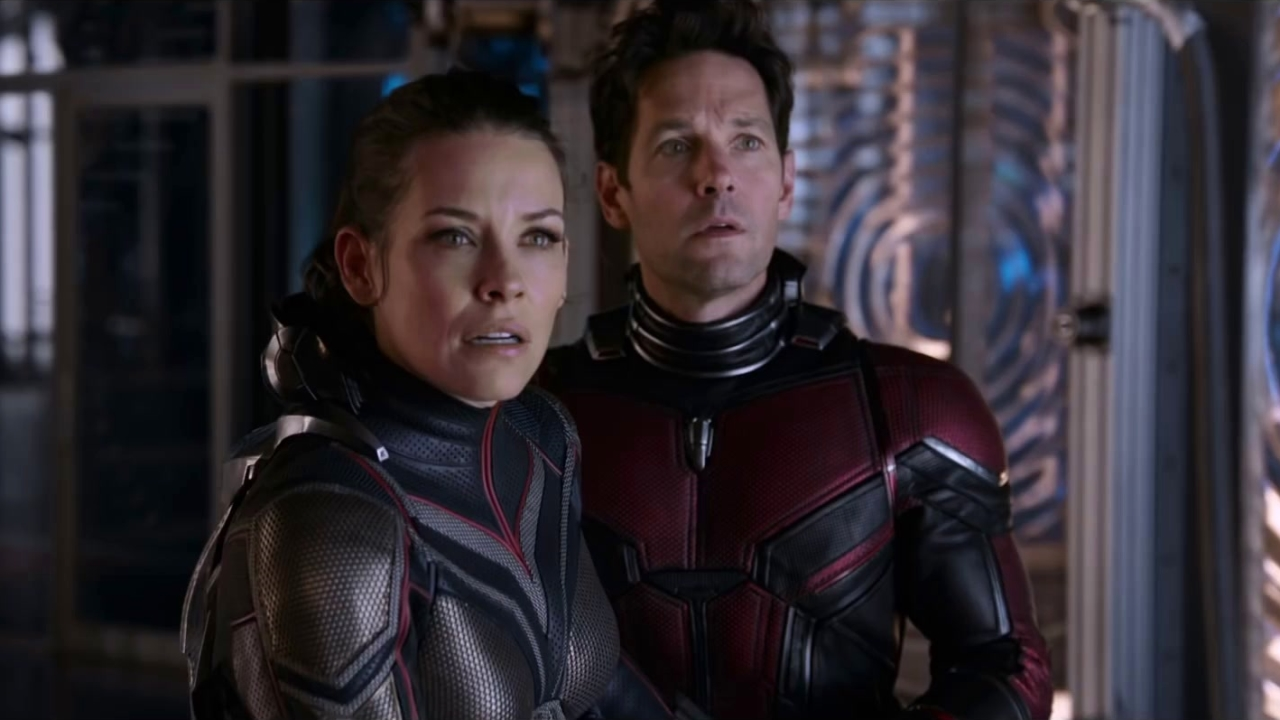 Ant-Man And The Wasp: Prepare (TV Spot)