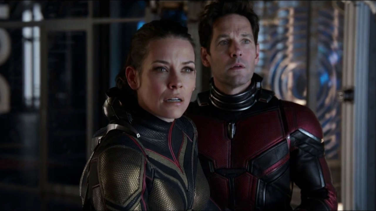 Ant-Man And The Wasp: Powers (Featurette)