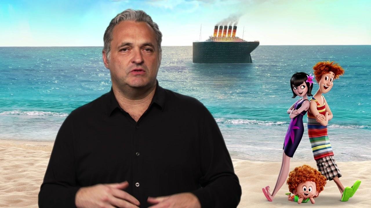 Hotel Transylvania 3: Summer Vacation: Genndy Tartakovsky On The Comedy
