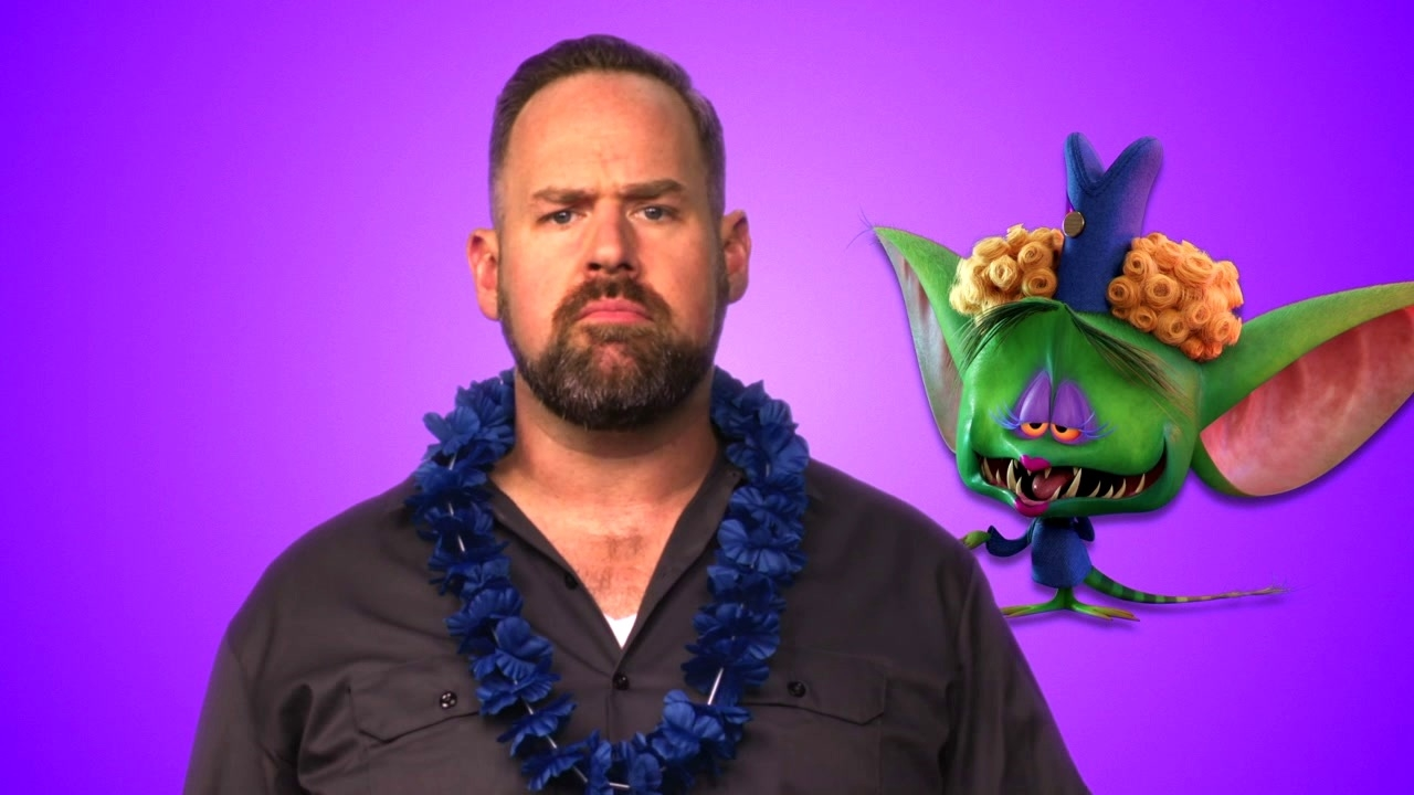 Hotel Transylvania 3: Summer Vacation: Aaron LaPlante On The Story