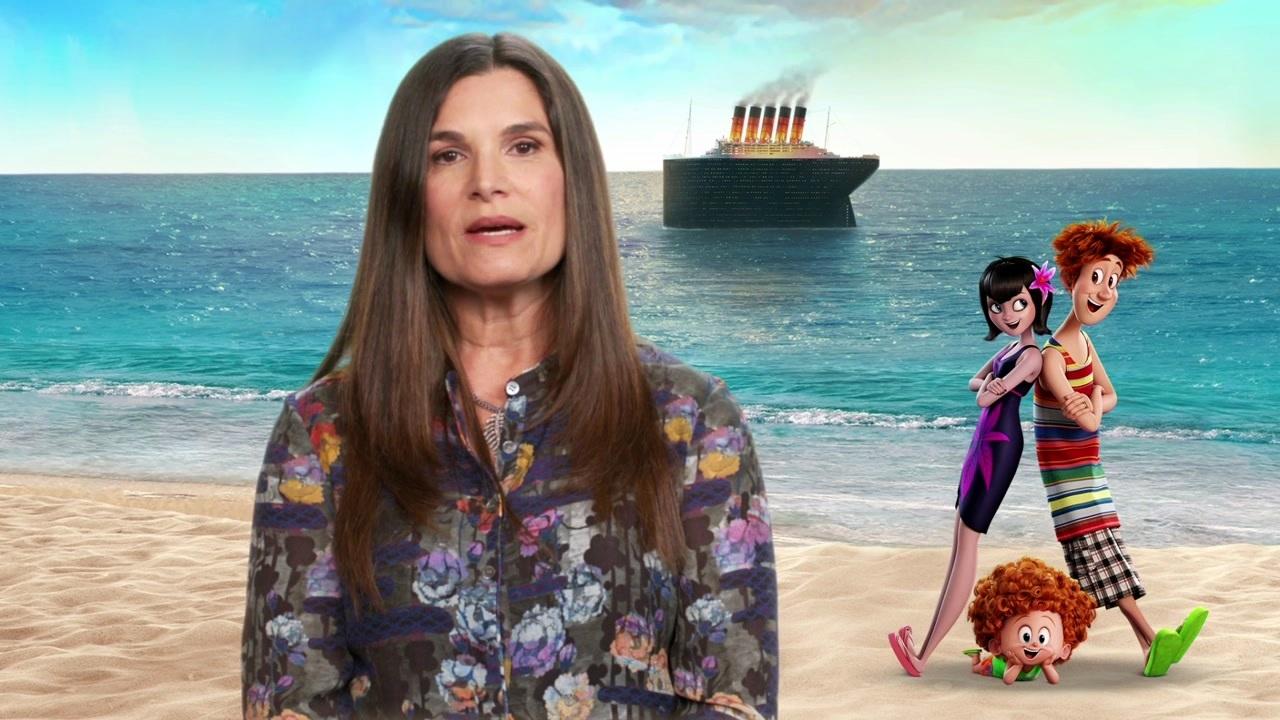 Hotel Transylvania 3: Summer Vacation: Michelle Murdocca On The Humor