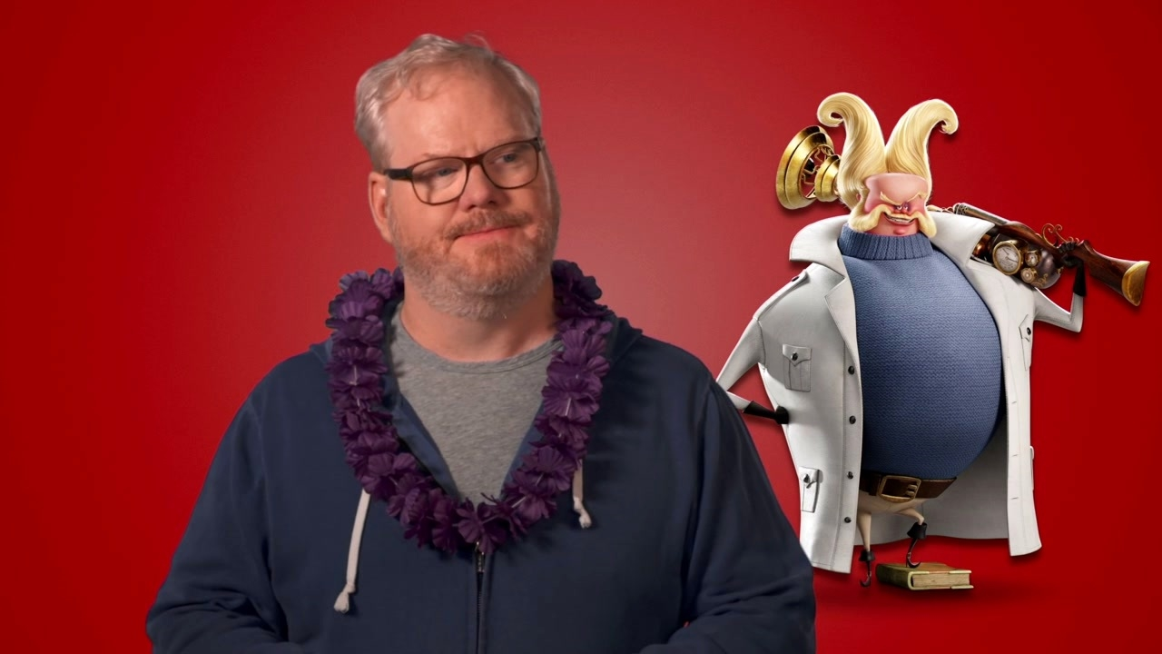 Hotel Transylvania 3: Summer Vacation: Jim Gaffigan On The Story