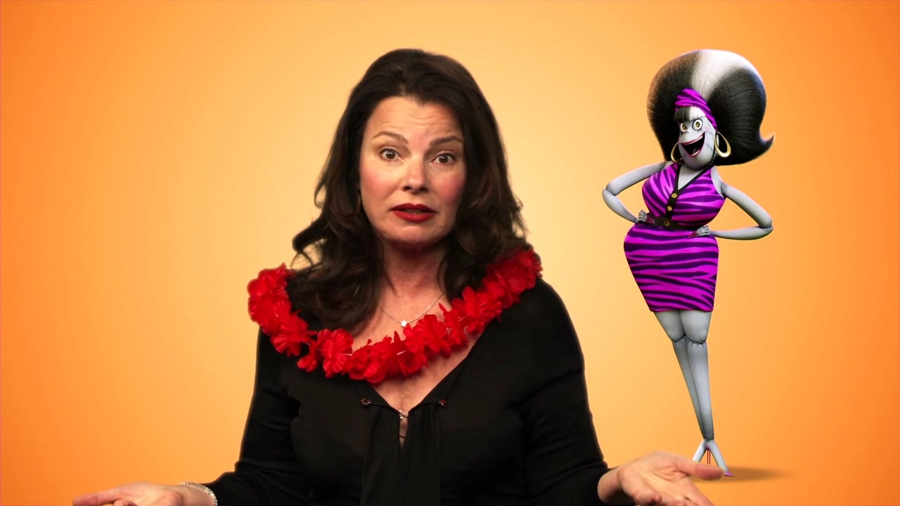 Hotel Transylvania 3: Summer Vacation: Fran Drescher On What Happens On The Cruise