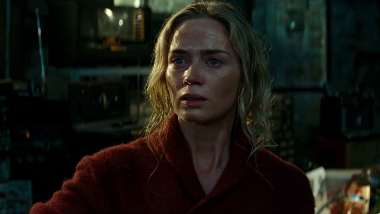A Quiet Place (Clean Trailer)