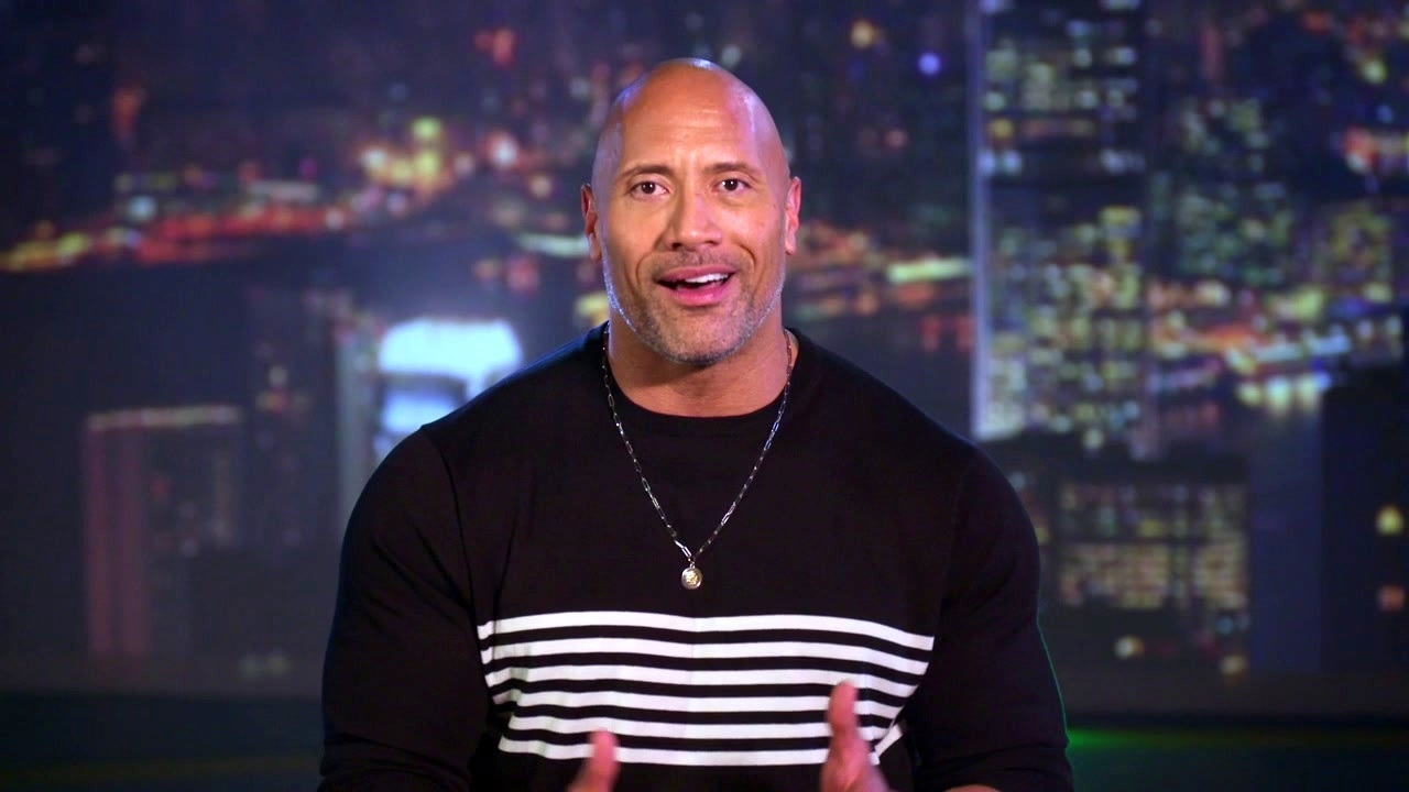 Skyscraper: Dwayne Johnson On Playing An Amputee