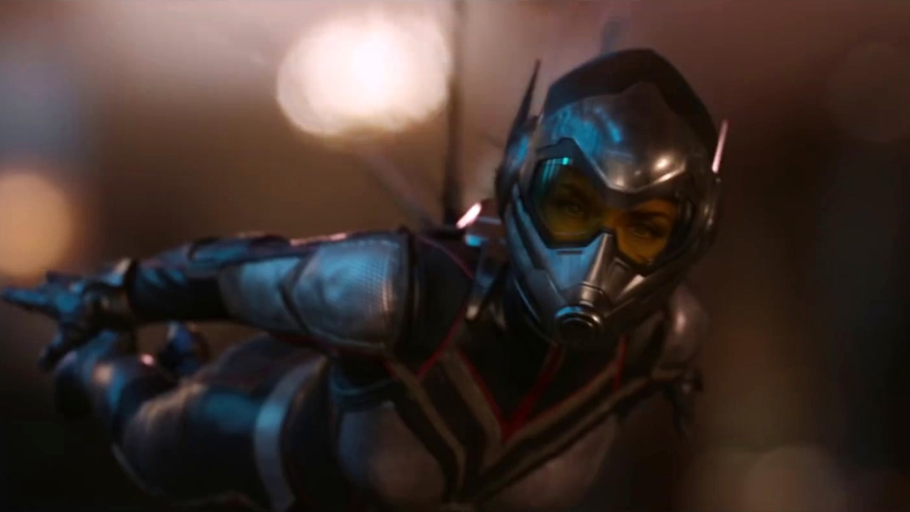 Ant-Man And The Wasp: Buzz (15 Second Spot)