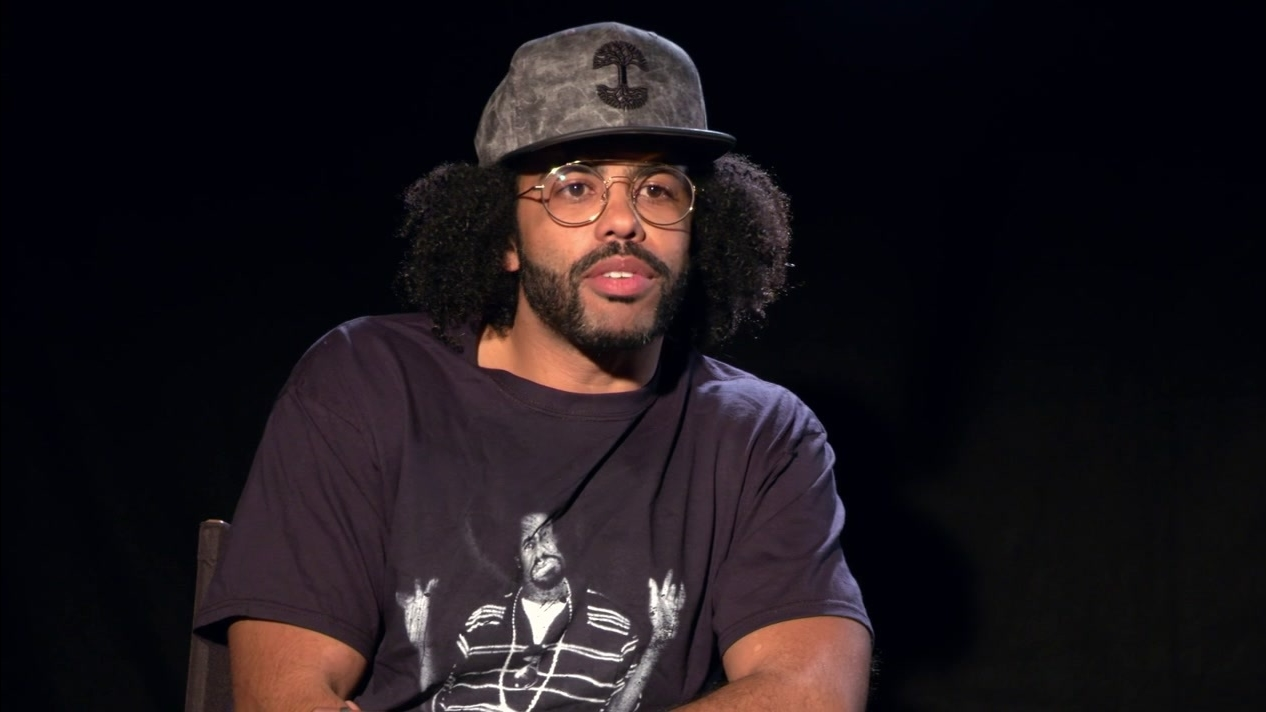 Blindspotting: Daveed Diggs On 'Miles' And 'Collin's' Relationship