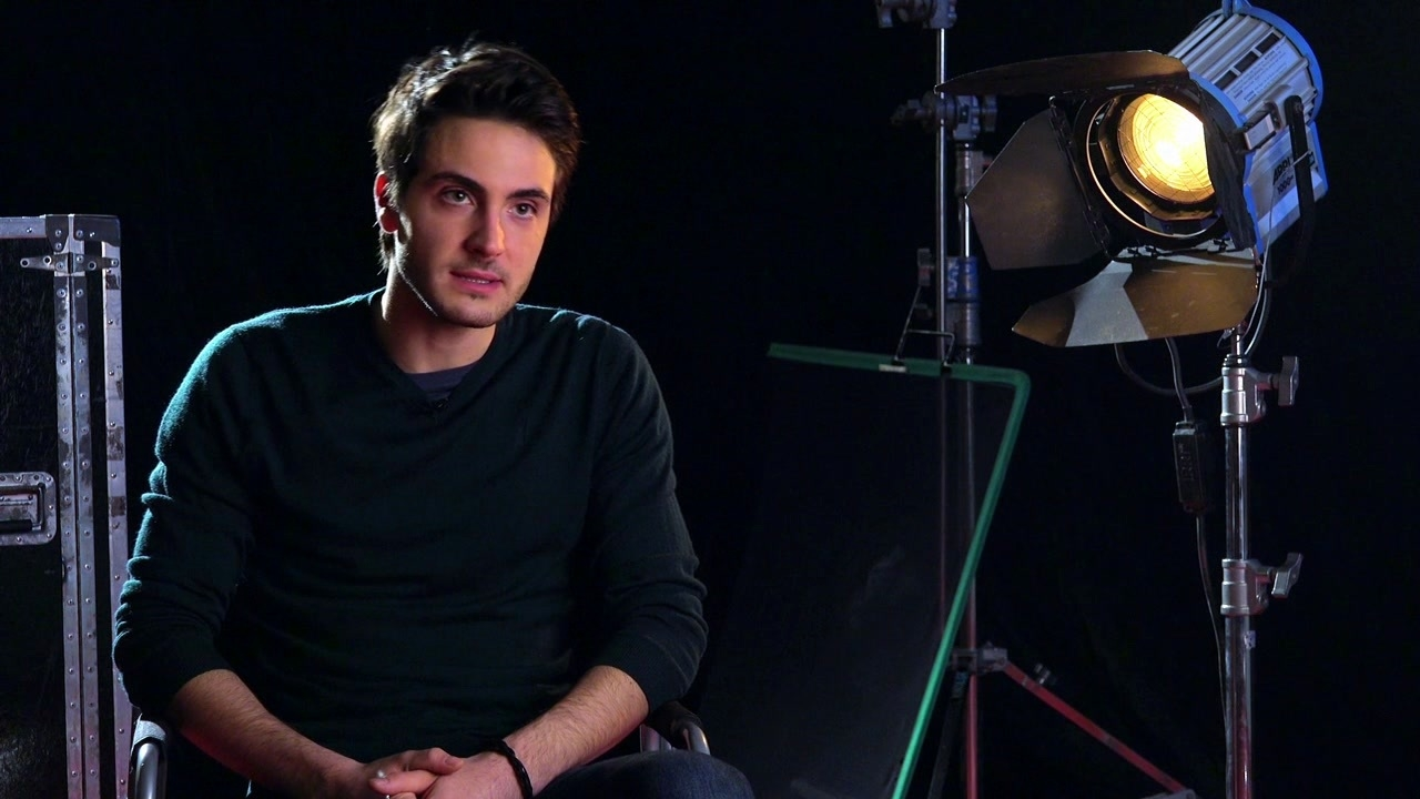 Down A Dark Hall: Noah Silver On How He Prepared For The Role