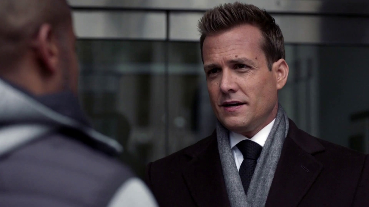 Suits: Right-Hand Man