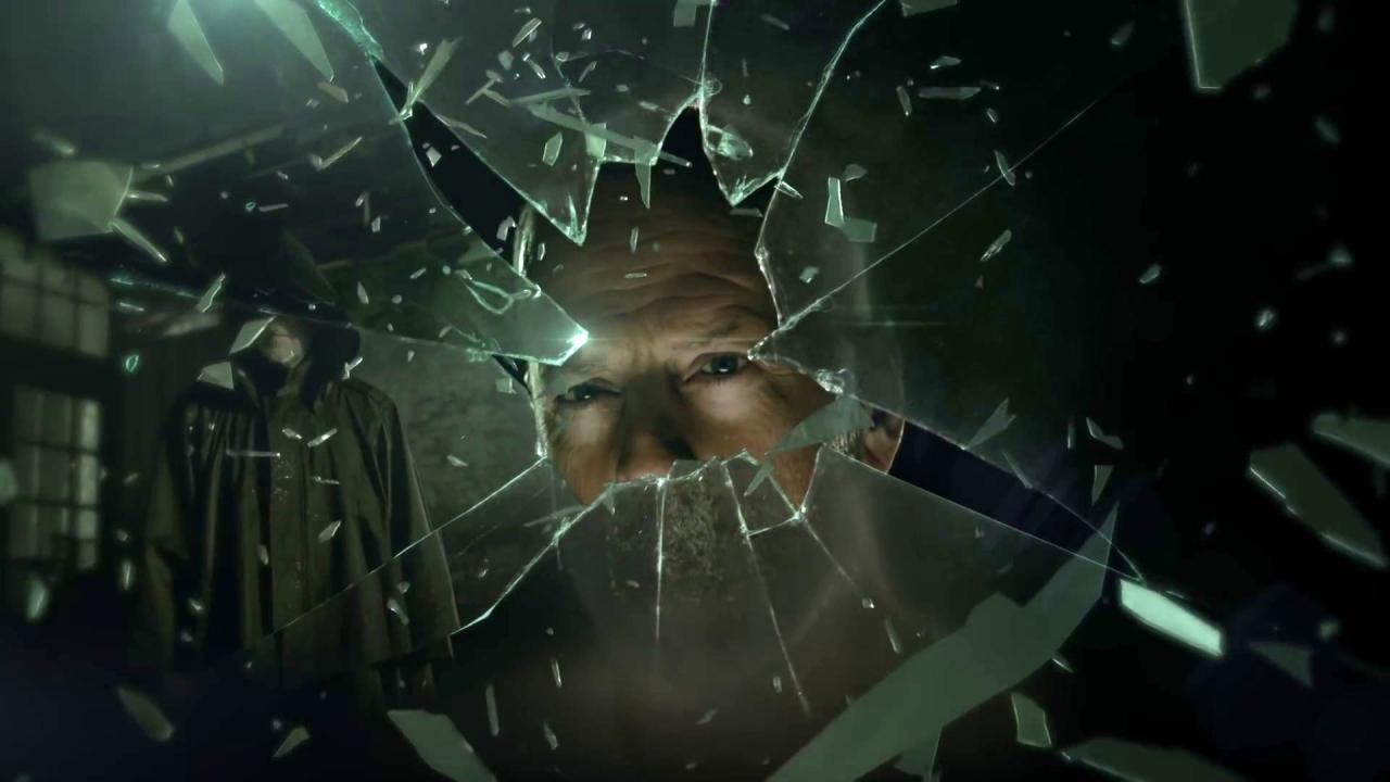 Glass: David Dunn (Trailer Tease)