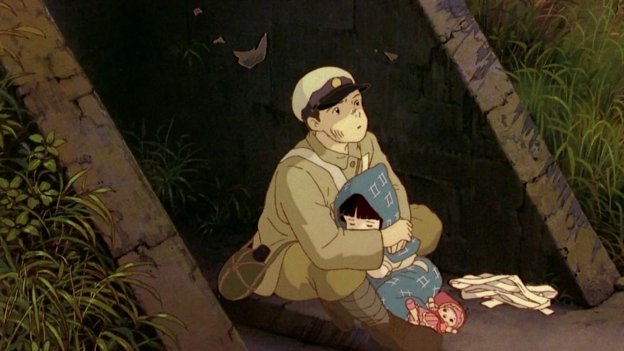 Grave Of The Fireflies (Studio Ghibli Fest 2018)
