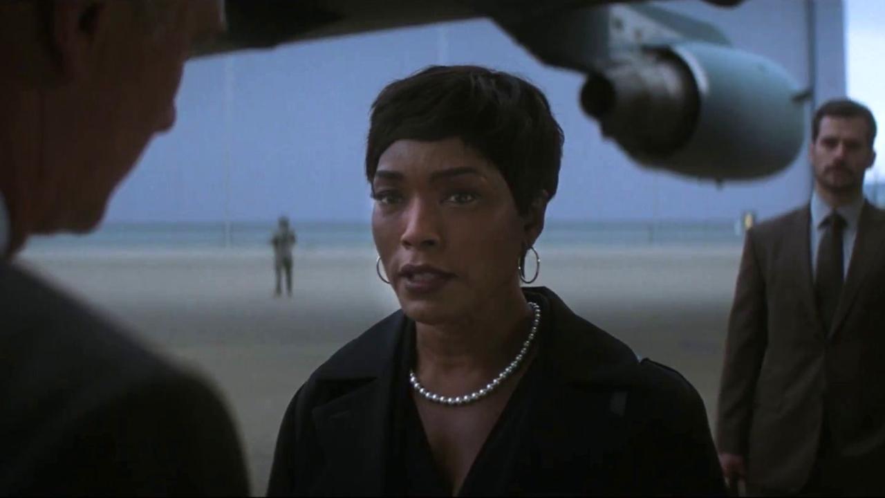 Mission: Impossible-Fallout: Angela Bassett (Featurette)