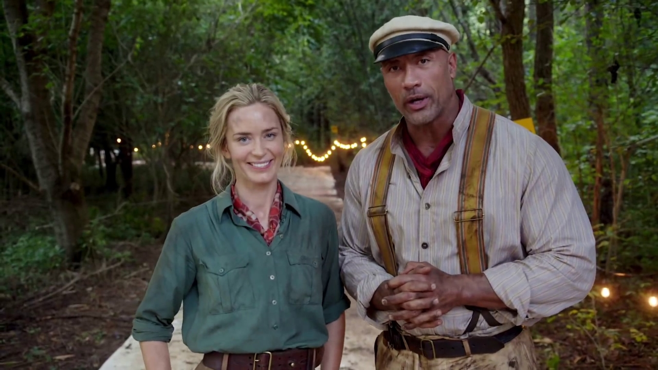 Jungle Cruise (Behind The Scenes)