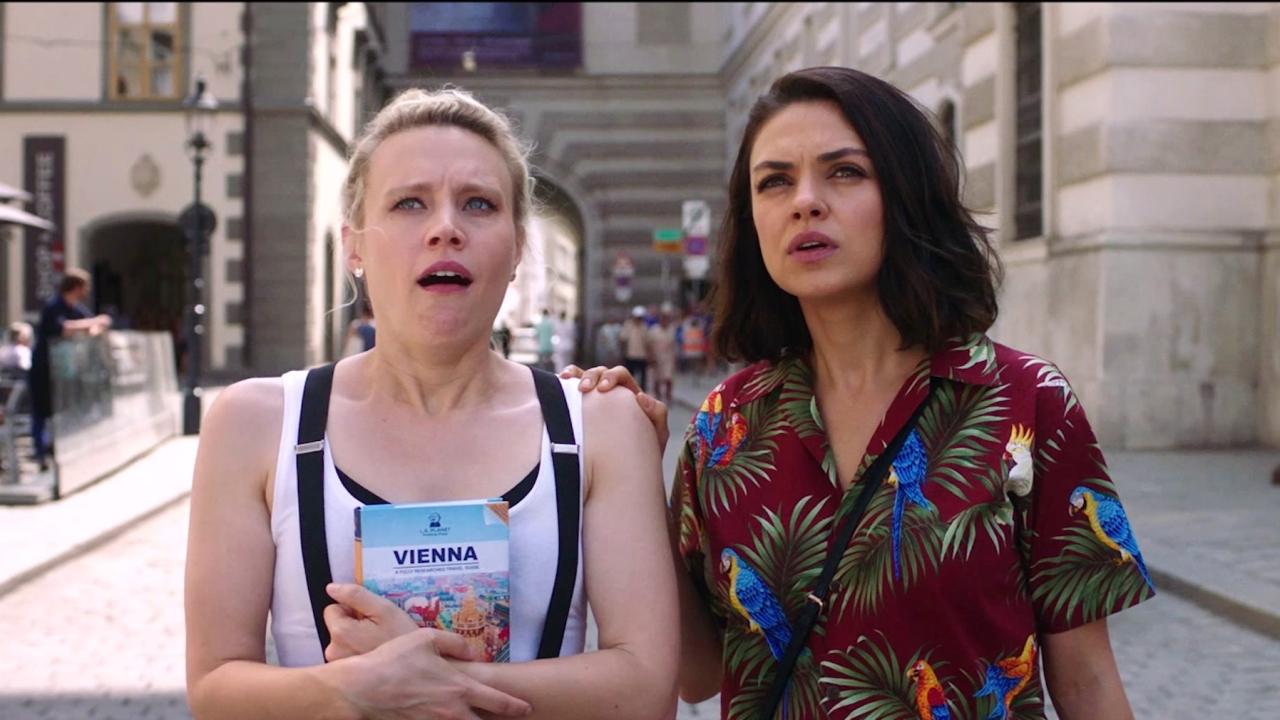 The Spy Who Dumped Me: Comedy Dream Team (TV Spot)