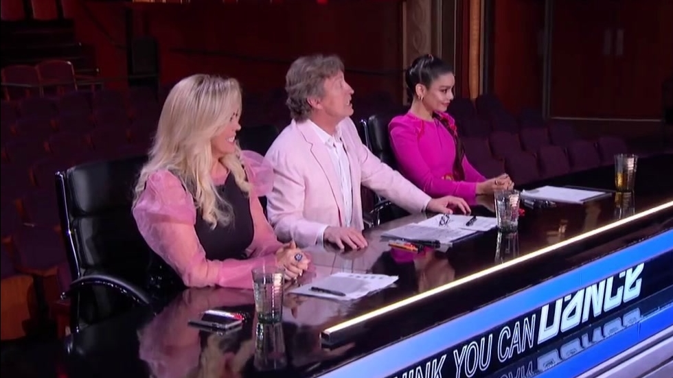 So You Think You Can Dance: Top 10 Finalists Perform Live