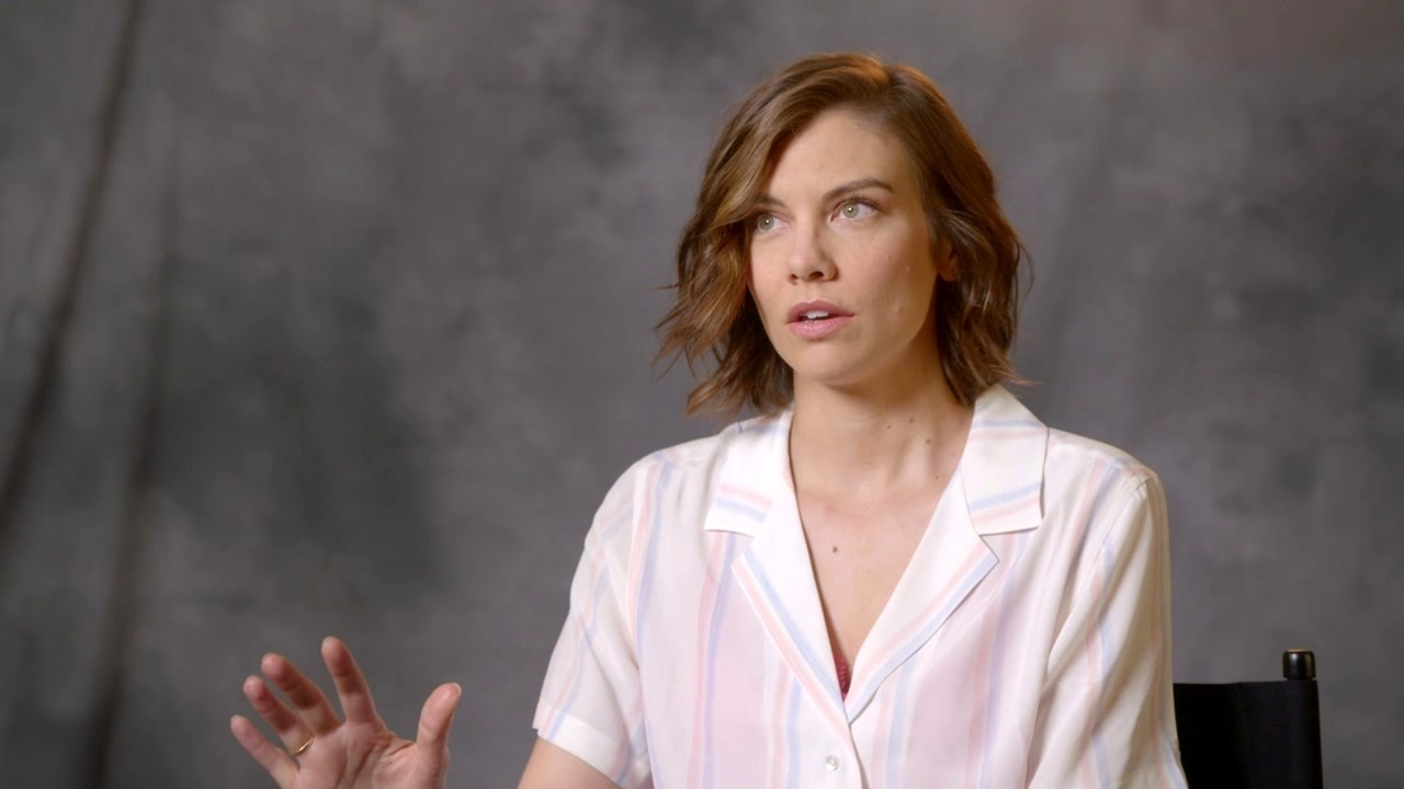 Mile 22: Lauren Cohan On The Story