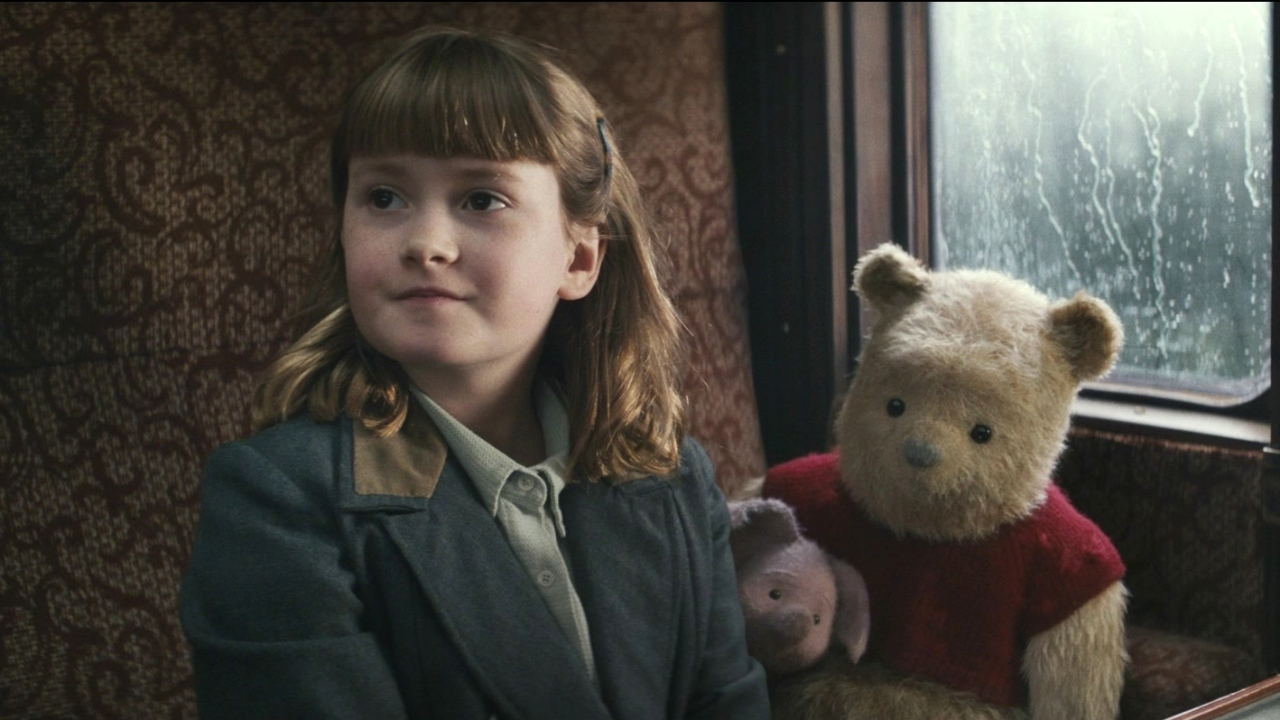 Christopher Robin: 5 Cups Of Tea Please