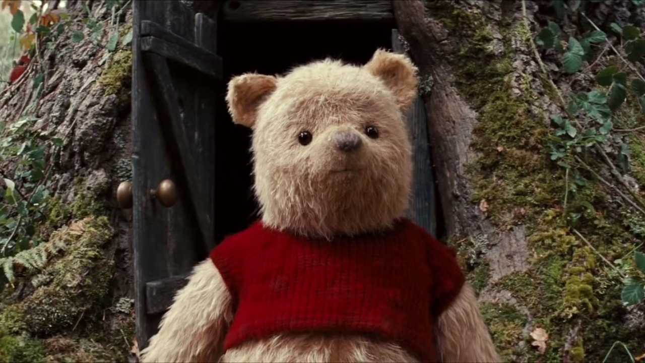 Christopher Robin: Now Playing (Spot)
