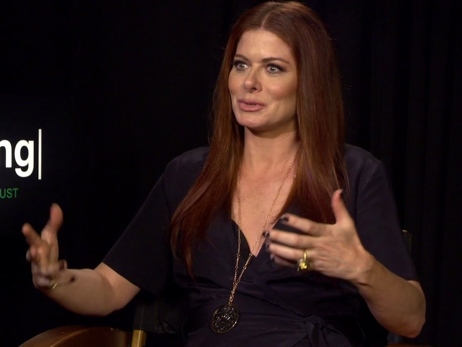 Searching: Debra Messing On Her Reaction To Reading The Script And Story
