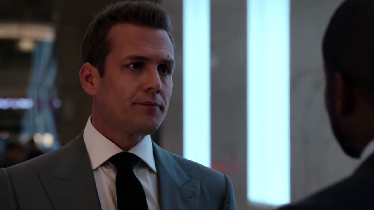 Suits: Harvey Tries To Calm Alex